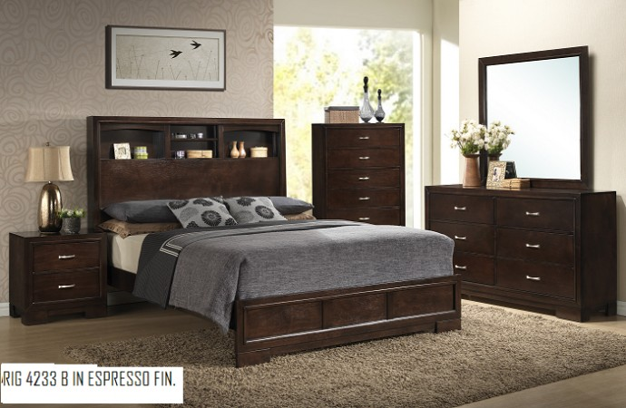 Bedroom Set CF-21-RIG-4233A 1