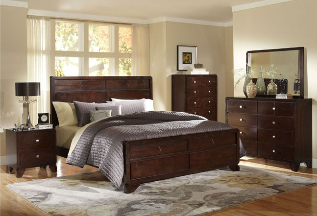 Bedroom Set CF-21-RIG-5952 1