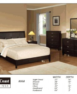Bedroom Set CF-09-8068