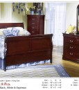 Bedroom Set CF-03-AB-125