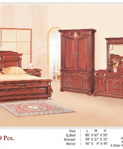Bedroom Set CF-03-AB-101A