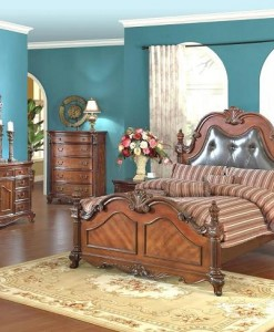 Bedroom Set CF-21-B1217