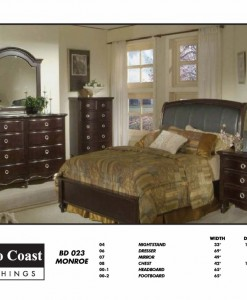 Bedroom Set CF-09-Monroe