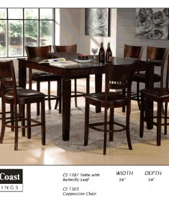 Dining Table Set CF-09-CS1287-1303