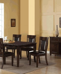 Dining Table Set CF-09-Columbia-1420-Dining-Set