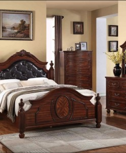 Eastern Bedroom Set