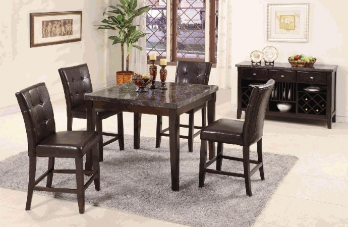 Dining Table Set CF-09-MHR54 1