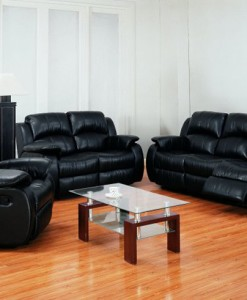 5 Recliner Sofa Set (Bucket Seat)